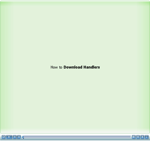 How to Download Handlers